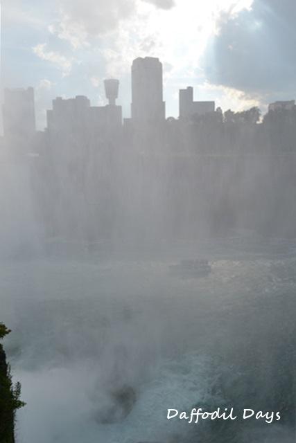 Falls at Canada