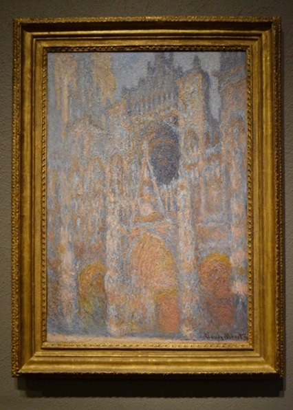 Monet Rouen Cathedral