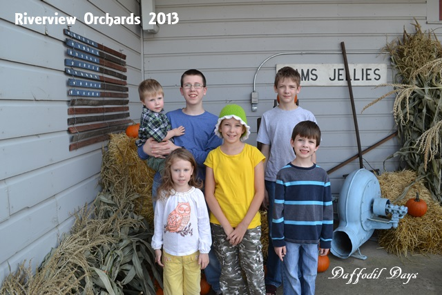 Riverview Orchard 2013