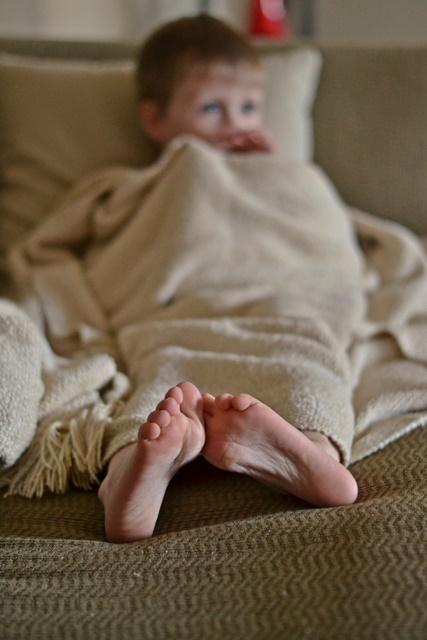 Jesse feet